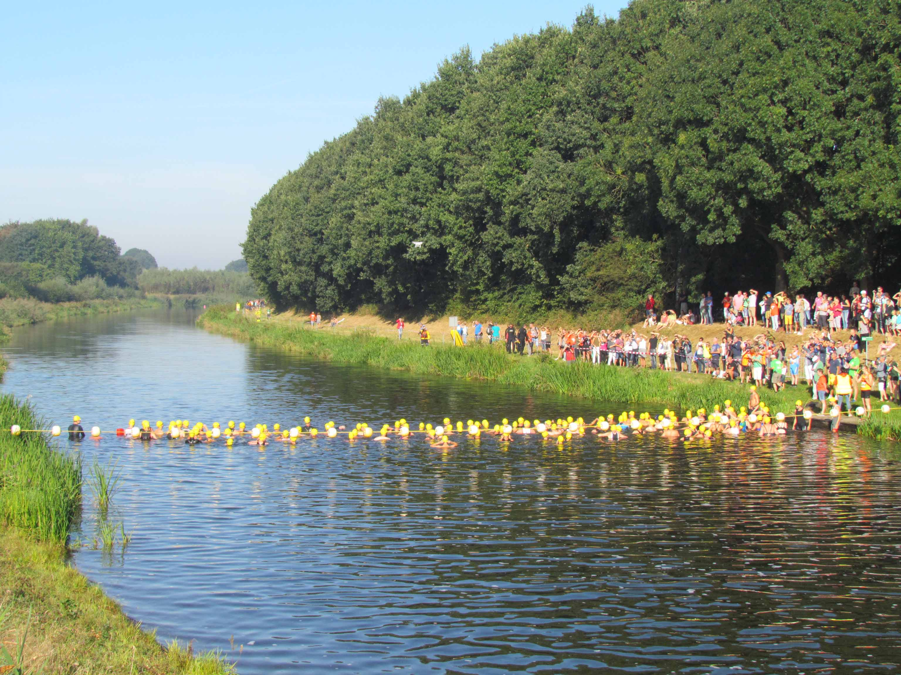 Triathlon in Marke Mallem